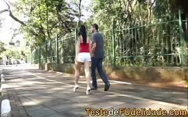 Jessica Correa meteu gostoso com a buceta