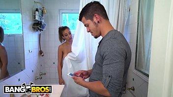 Nudelas filmando irmã no banho
