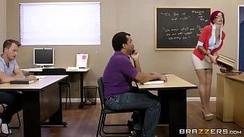 Tv buceta professora fodendo com aluno safado