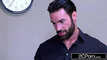 Pornotubi chefe come o cu da secretária no escritório