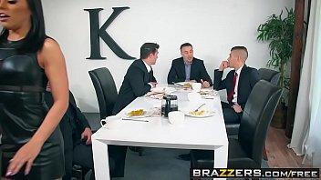 Senas de sexo com secretária gata