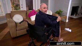 Video erotico enfermeira sexo com macho na cadeira de rodas