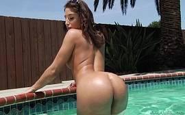 Rabuda de 18 anos no vidio de sexo anal