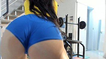 Xnxxx torcedora brasileira gostosa se exibindo