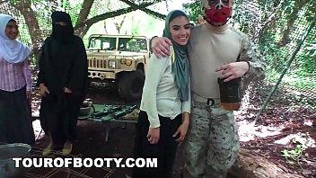 Sexo quente com guerrilheiros