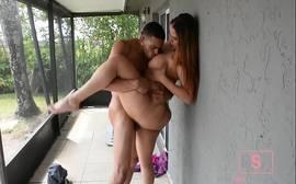 Sexo brasil com gostosa foda com vizinho negro tarado