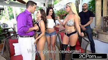 Xxnx porno com tres novinhas e um jovem muito rico